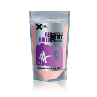 Xcell Re Build Protein supplement